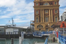 Auckland Downtown Ferry Terminal Upgrade