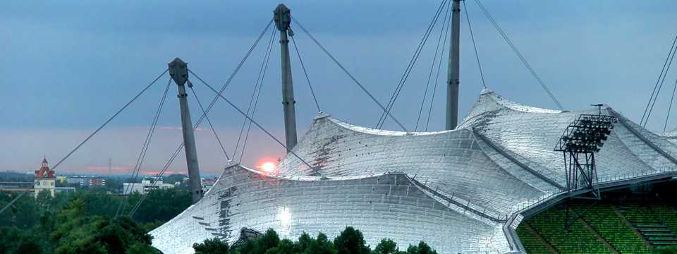 Olympic Stadium Munich